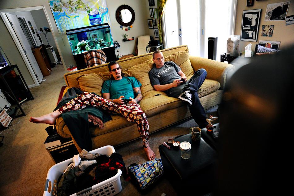 VET CFW 029x Добро пожаловать домой: история ветерана Скотта Острома