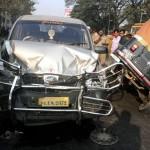 Психбольной в Индии угнал автобус и задавил 9 человек