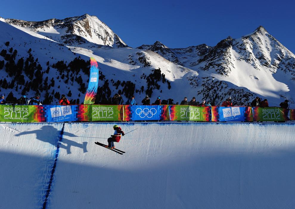 bp132 Зимние Юношеские Олимпийские игры 2012