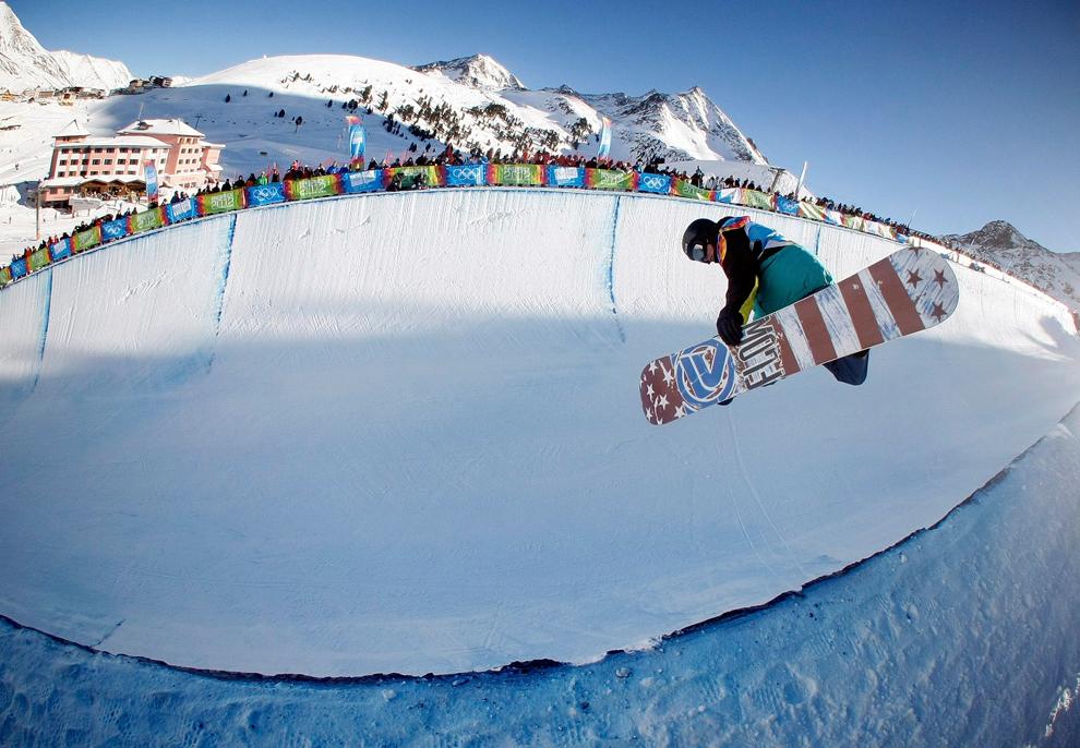bp162 Зимние Юношеские Олимпийские игры 2012