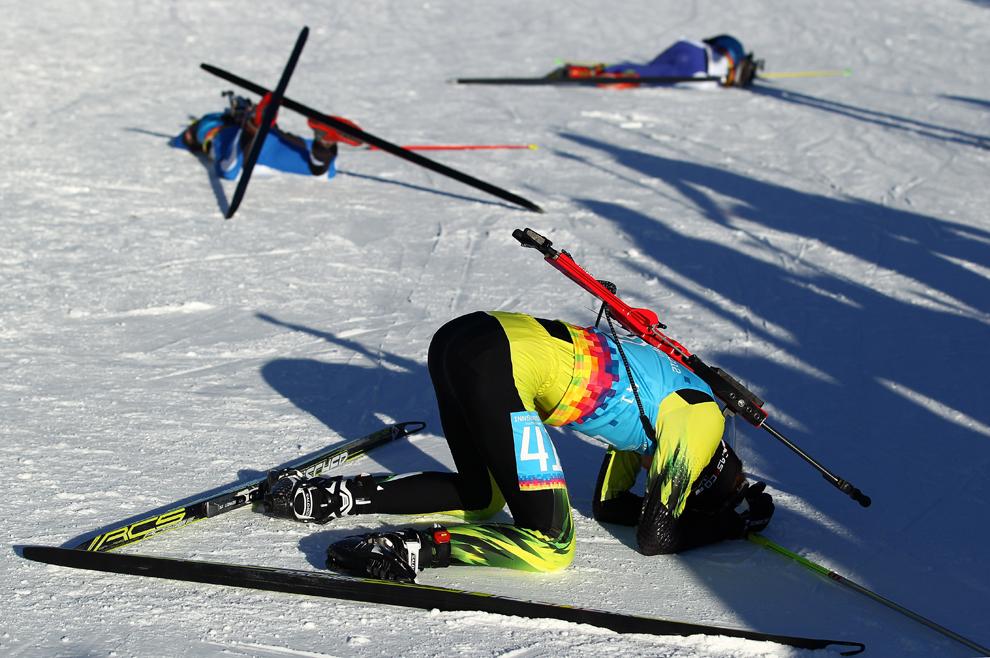 bp172 Зимние Юношеские Олимпийские игры 2012