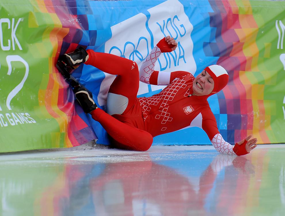 bp252 Зимние Юношеские Олимпийские игры 2012