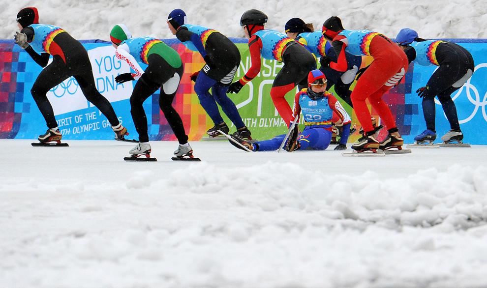 bp272 Зимние Юношеские Олимпийские игры 2012