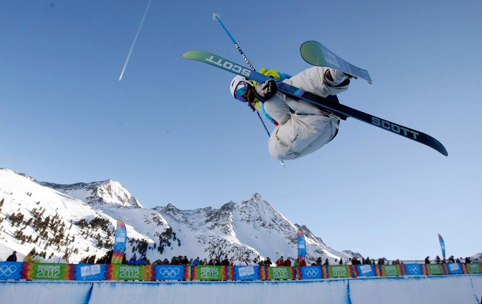 bp282 Зимние Юношеские Олимпийские игры 2012