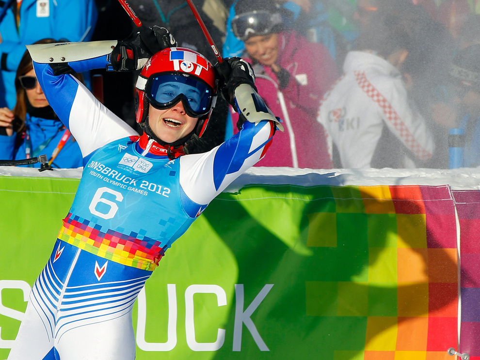 bp291 Зимние Юношеские Олимпийские игры 2012