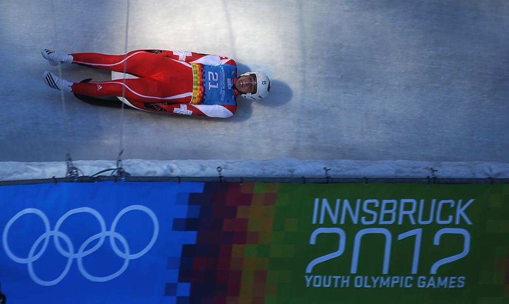 bp52 Зимние Юношеские Олимпийские игры 2012