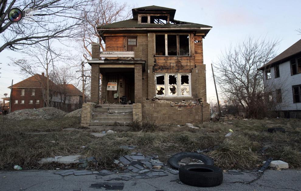 detroit 023 Детройт не работает