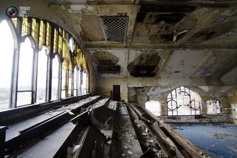 detroit 037 Детройт не работает