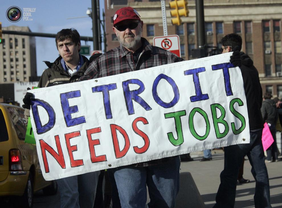 detroit 042 Детройт не работает