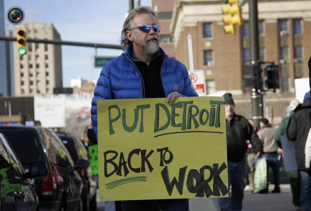 detroit 043 Детройт не работает