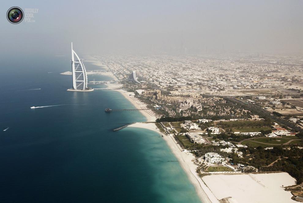 dubai 001 Дубай с высоты птичьего полета