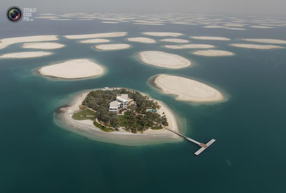 dubai 002 Дубай с высоты птичьего полета