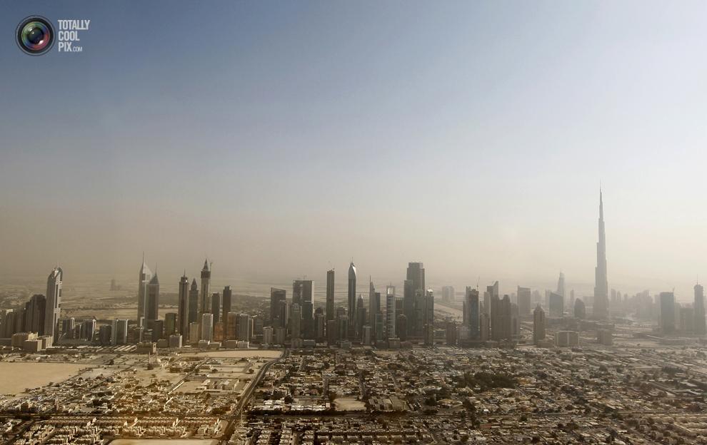 dubai 005 Дубай с высоты птичьего полета