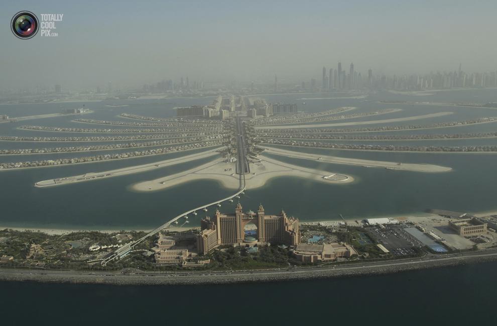 dubai 024 Дубай с высоты птичьего полета