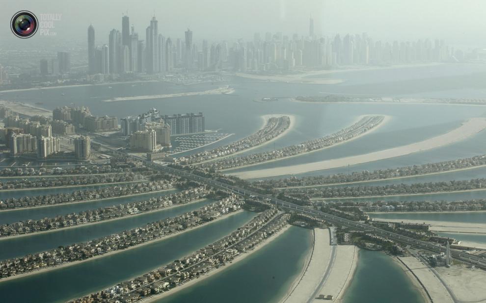 Дубай с высоты дубай самый высокий дом