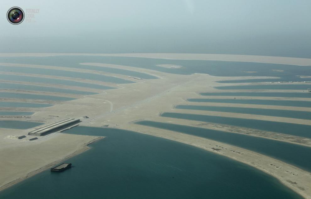 dubai 027 Дубай с высоты птичьего полета