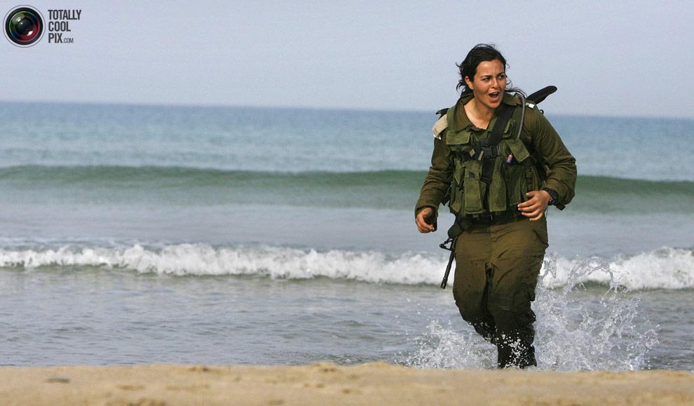 female03 Женщины военные из разных стран мира