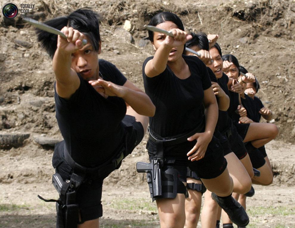 female05 Женщины военные из разных стран мира