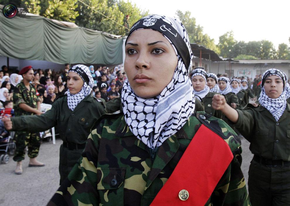 female08 Женщины военные из разных стран мира