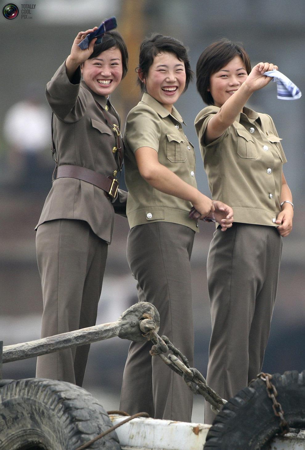 female09 Женщины военные из разных стран мира