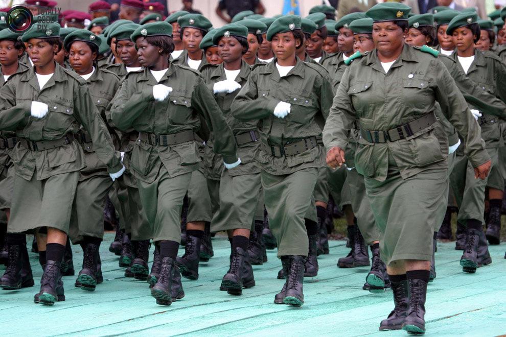 female14 Женщины военные из разных стран мира