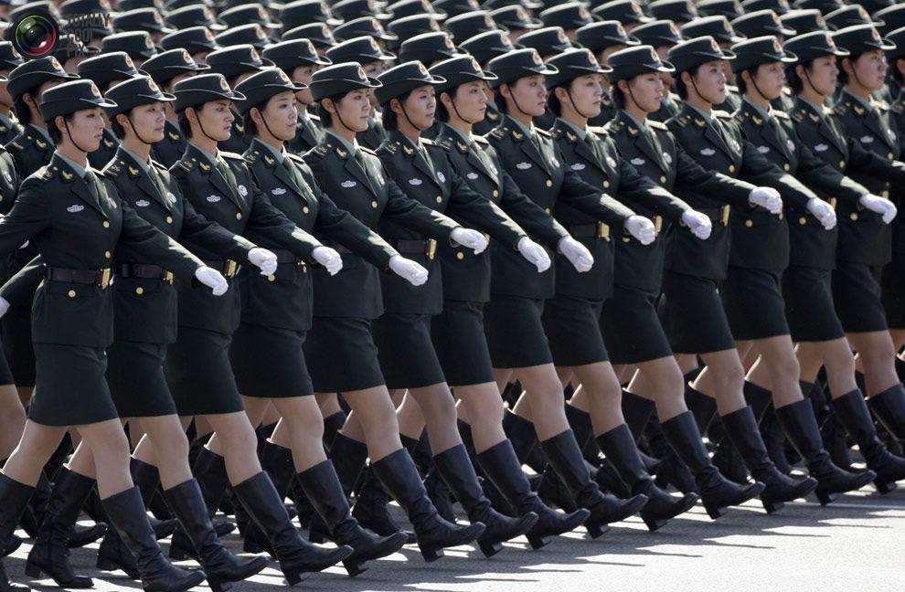 female15 Женщины военные из разных стран мира