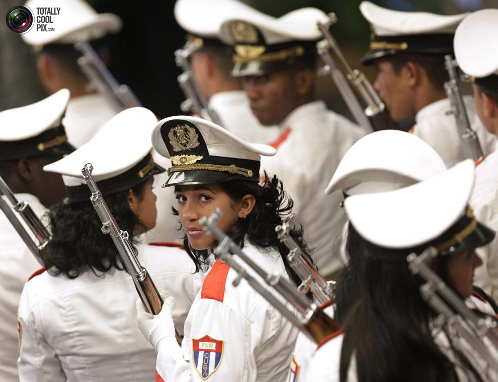female17 Женщины военные из разных стран мира