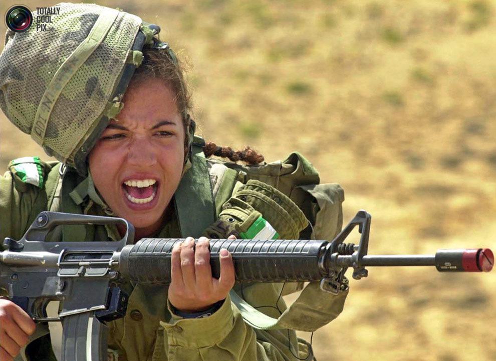 female19 Женщины военные из разных стран мира
