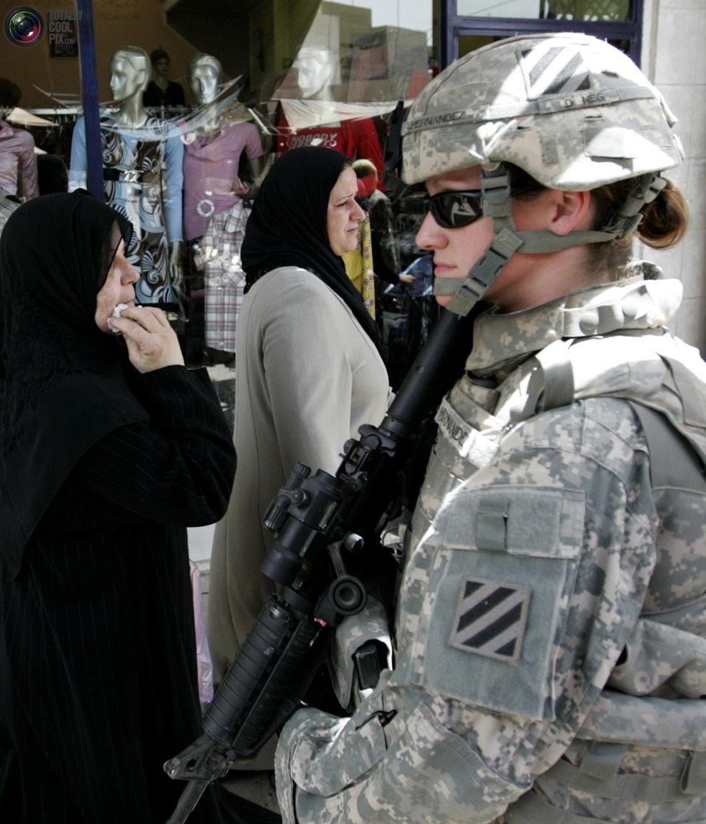 female21 Женщины военные из разных стран мира