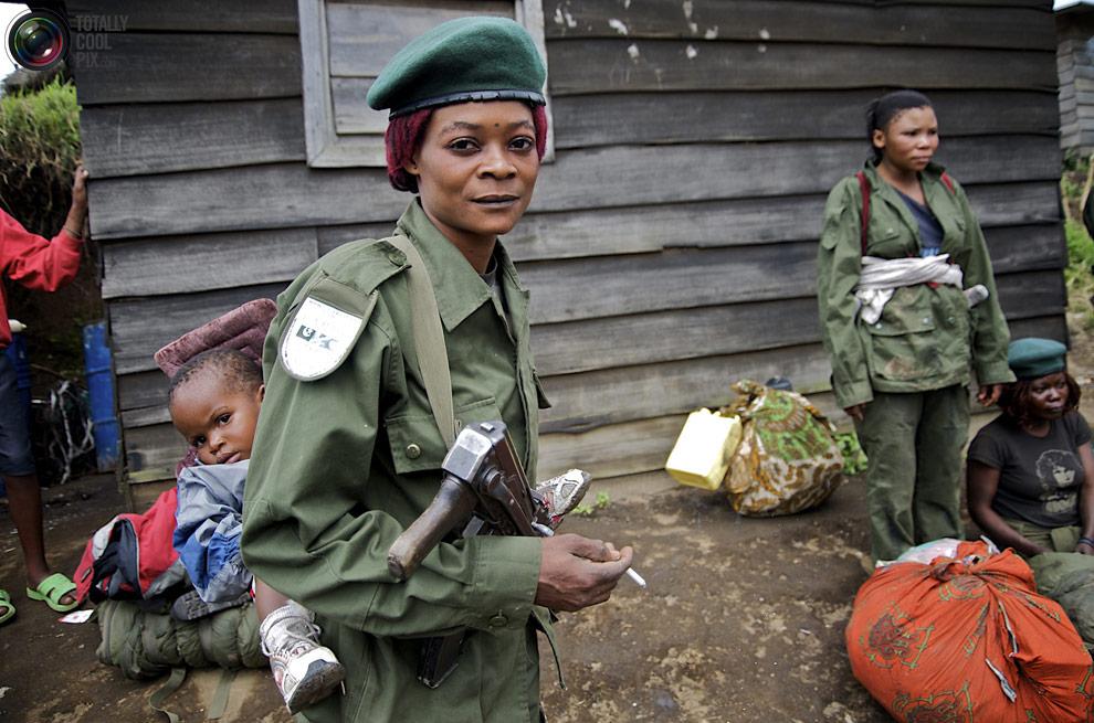 female22 Женщины военные из разных стран мира