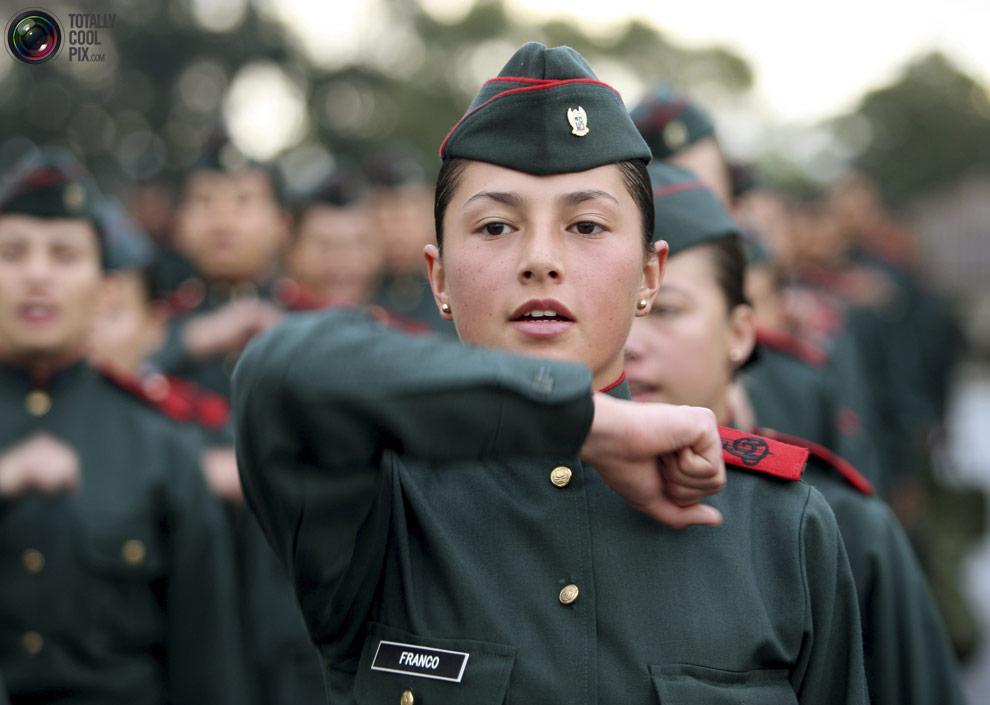 female23 Женщины военные из разных стран мира