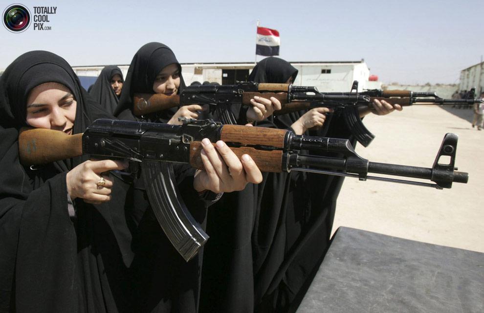 female26 Женщины военные из разных стран мира