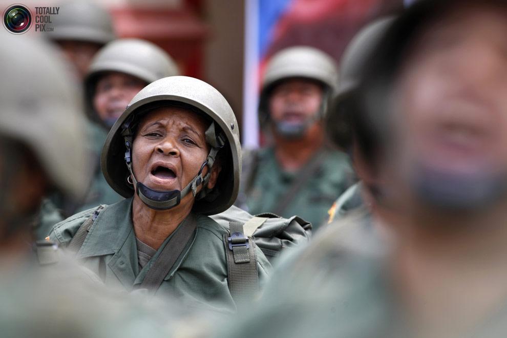 female27 Женщины военные из разных стран мира