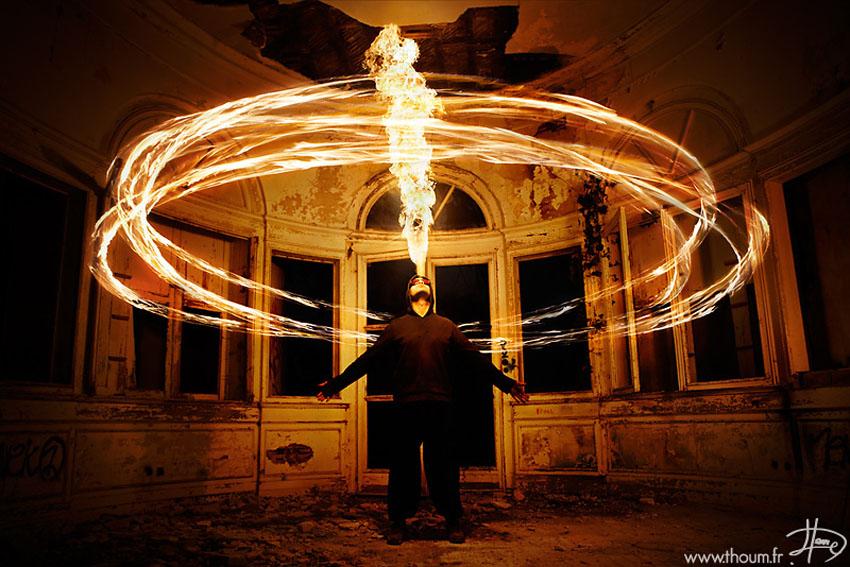 fireshow18 Стихия огня на фото Тома Лакоста