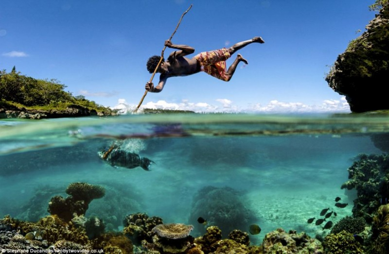 fishing01 800x523 Рыбалка в Новой Каледонии