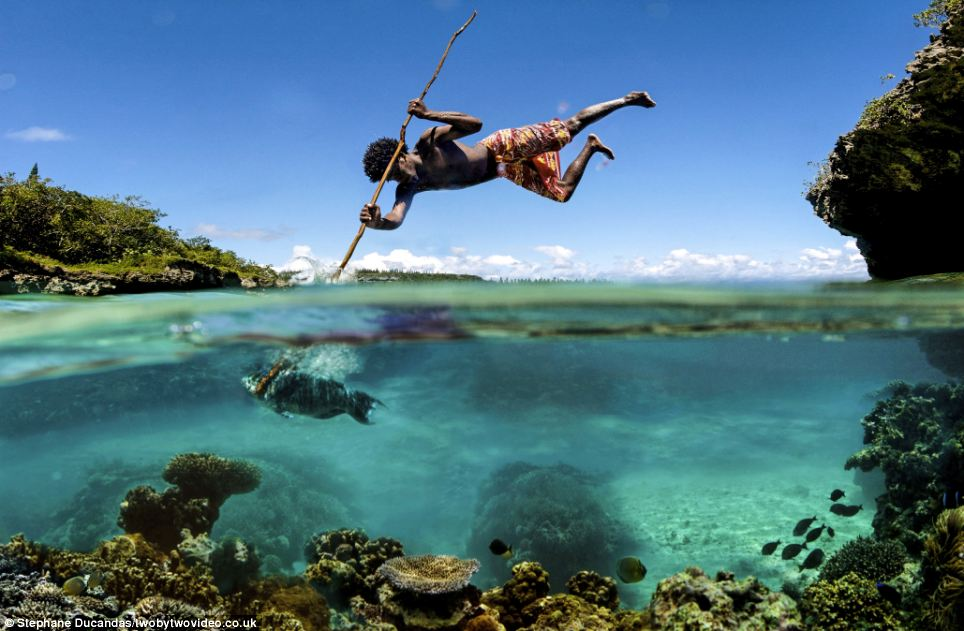 fishing01 Рыбалка в Новой Каледонии