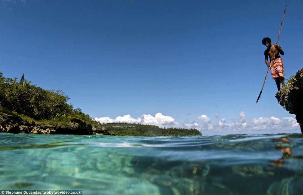 fishing02 Рыбалка в Новой Каледонии