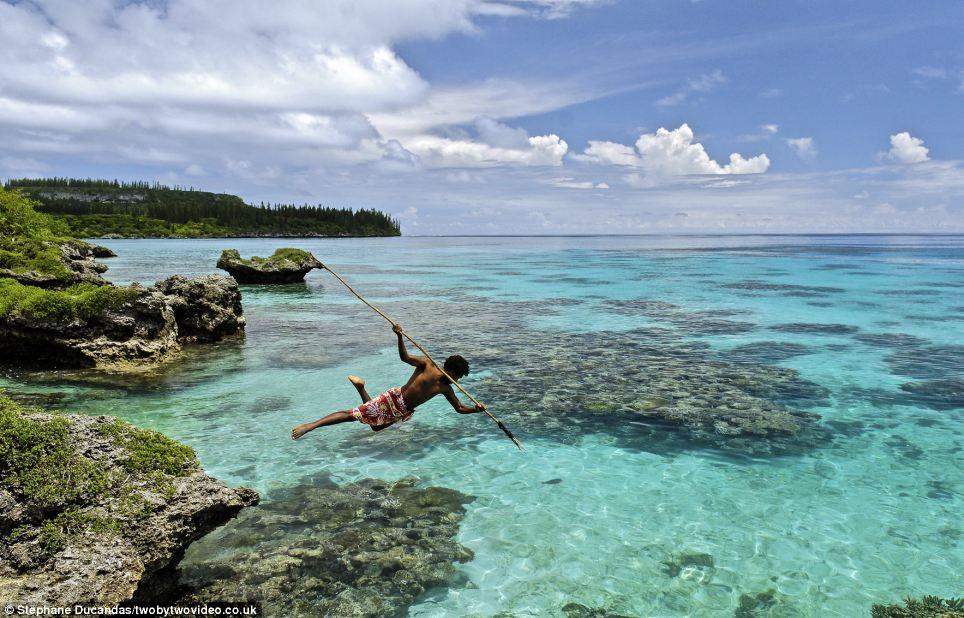 fishing03 Рыбалка в Новой Каледонии