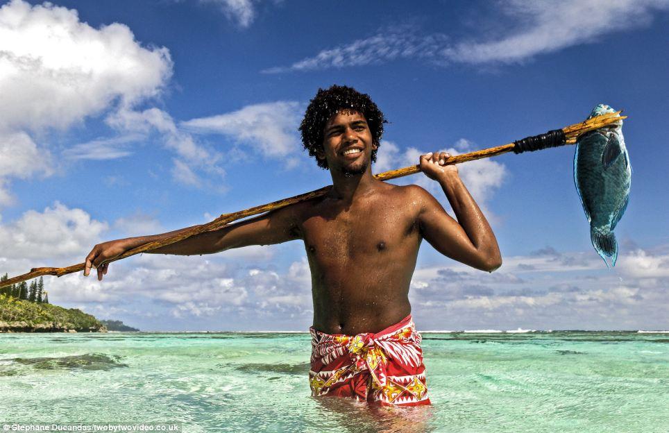 fishing04 Рыбалка в Новой Каледонии