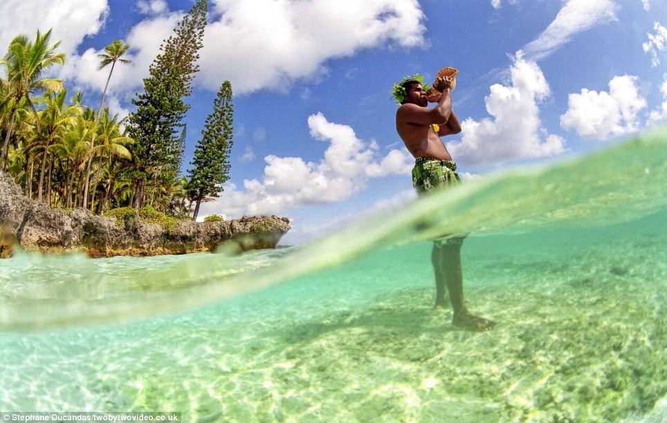 fishing05 Рыбалка в Новой Каледонии