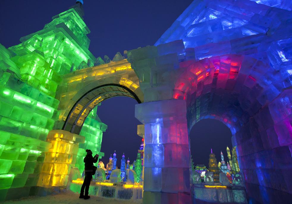 harbin festival 2012 01 Фестиваль снега и льда в Харбине
