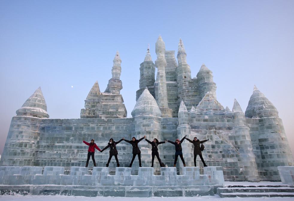harbin festival 2012 20 Фестиваль снега и льда в Харбине