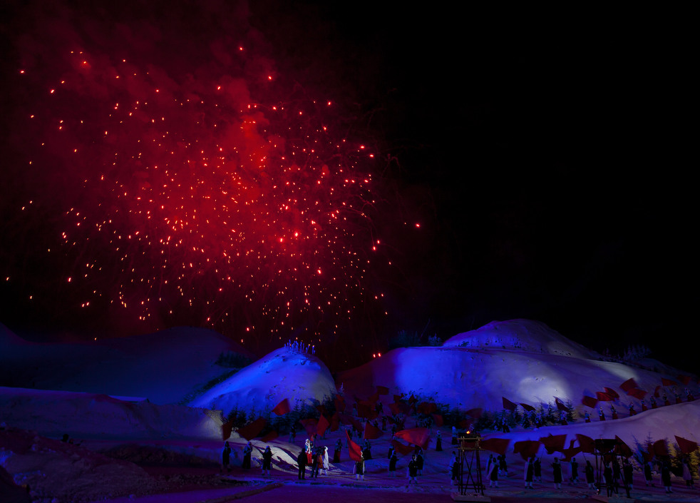 harbin festival 2012 22 Фестиваль снега и льда в Харбине