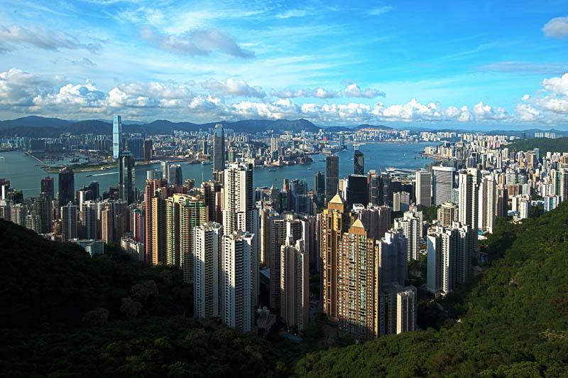 highrise01 25 городов мира с наибольшим числом высотных зданий