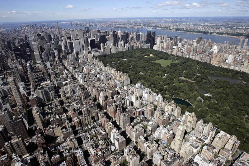 highrise02 25 городов мира с наибольшим числом высотных зданий