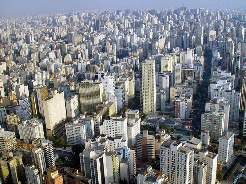 highrise03 25 городов мира с наибольшим числом высотных зданий