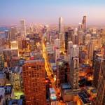 25 городов мира с наибольшим числом высотных зданий