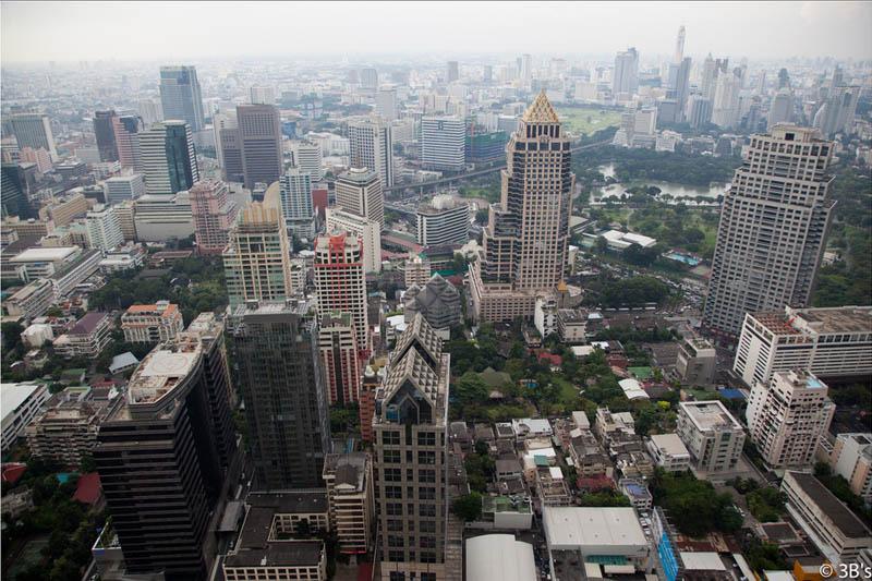 highrise22 25 городов мира с наибольшим числом высотных зданий