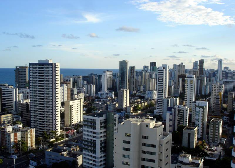 highrise23 25 городов мира с наибольшим числом высотных зданий
