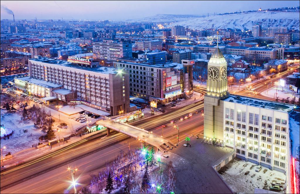 krasno26 Высотный Красноярск